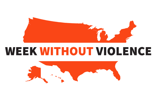 YWCA Week without Violence Logo